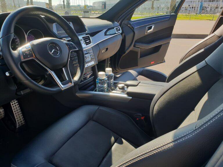 авто Mercedes Benz E class W212