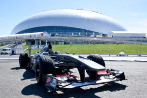 """Гран-при России """"Формула-1"""" в Сочи"""